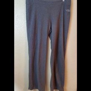 The North Face Gray Fleece Cozy Lounge Pants